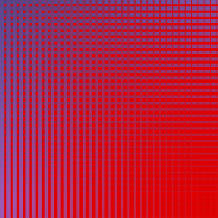 Abstract red lines background. Vector banner EPS8