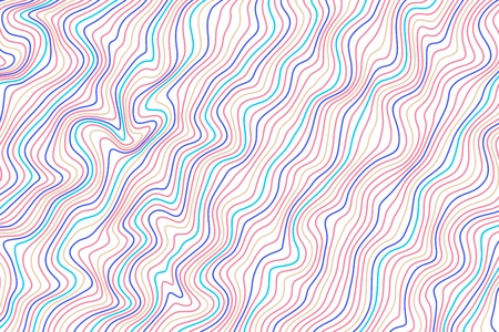 Abstract background of a wave-shaped line. A simple and effective background to use as a background, screen saver, and as a design element