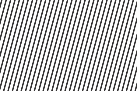 Simple striped background - black and white - line pattern