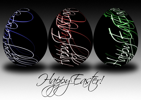Easter, or Resurrection Sunday, is a festival and holiday celebrating the resurrection of Jesus from the dead, described in the New Testament as having occurred on the third day of his burial after his crucifixion by the Romans at Calvary c. 30 AD. Stock Photo