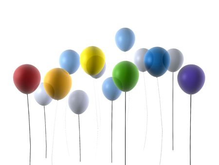 yeallow: Palloncini Party