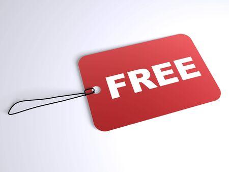 Price tag - FREE