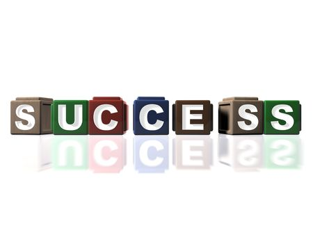 Building blocks - SUCCESS