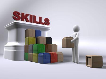 competencias laborales: Fomento de la capacidad