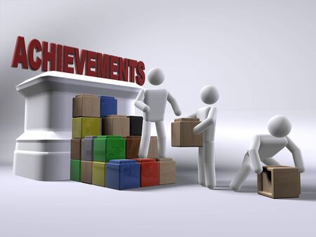 Building achievements