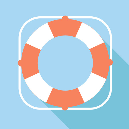 salvavidas: Icono de Lifebuoy