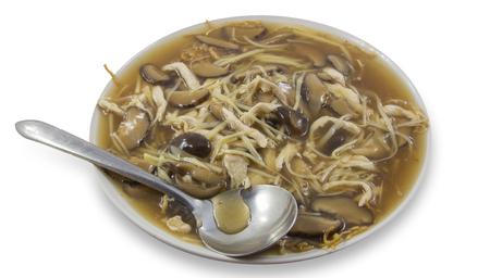 maw: Fish Maw Soup - Krapo Pla
