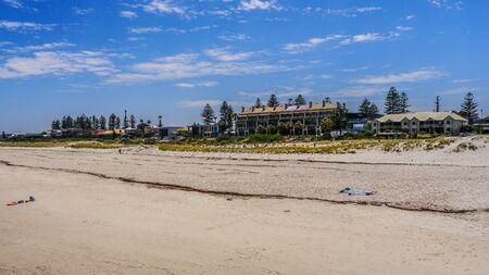adelaide: Pacific Beach in Australia. Adelaide 2017