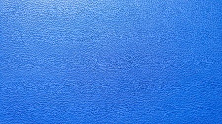 blue leather texture on the cover of the notebook