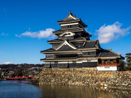 matsumoto: Matsumoto Castle Japan style premier historic castle