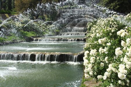 Rome, Eur lake