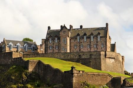 Edinburgh, the Castle