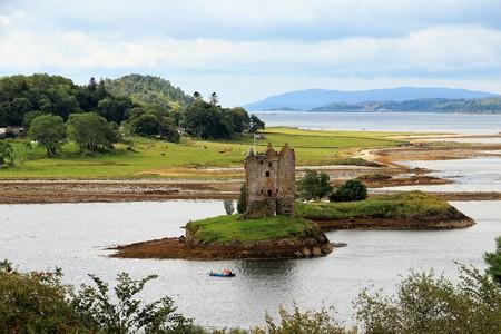 Urquhart Castle, Scotland Editorial