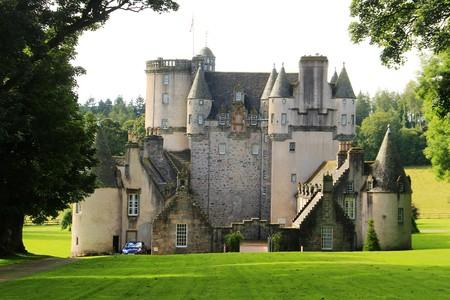 fraser: Castle Fraser, Scotland
