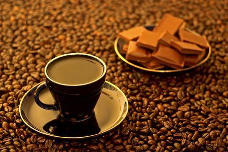 Coffee,chocolate