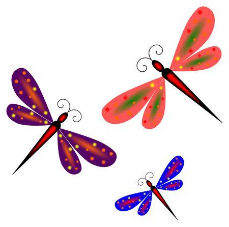 dragonfly art: Dragonfly