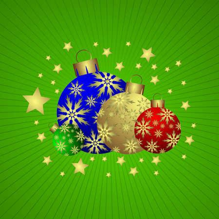 Christmas background Stock Photo - 5753980