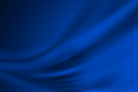Blue abstract background with smooth gradient  Stock Photo