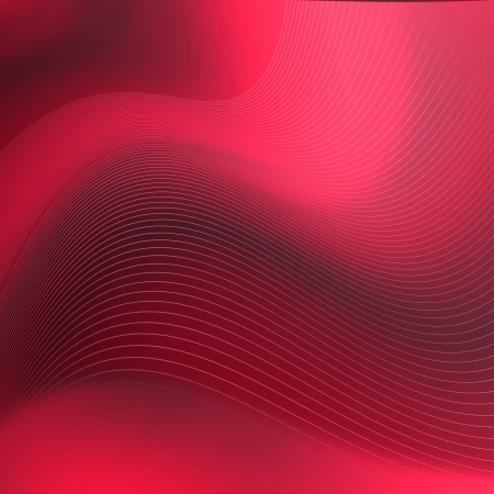 Pink abstract lines background