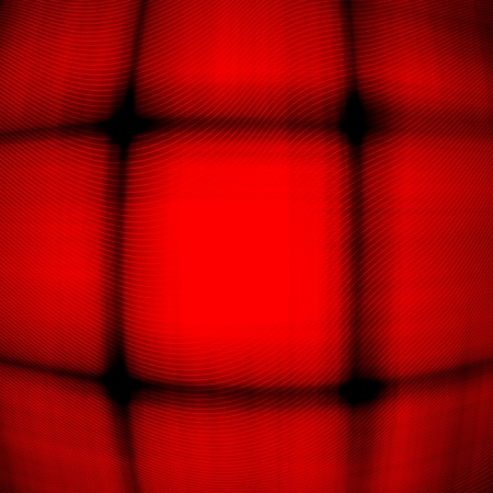 Red abstract lines background  photo