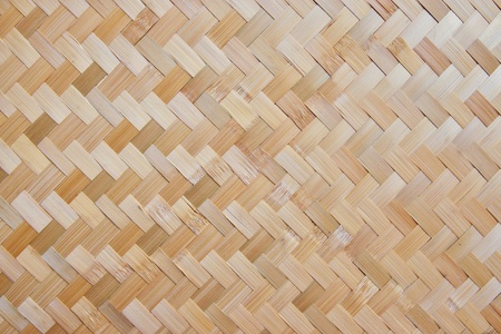 punctuate: Pattern background of basket bamboo weave  The rice-winnowing basket