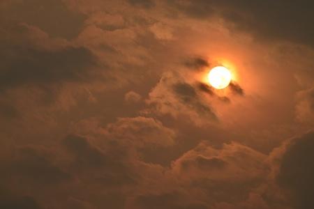 moody sky: Sfondo drammatico - cielo moody scuro