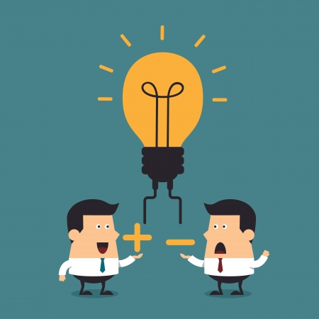 talk big: Business ideas discussion