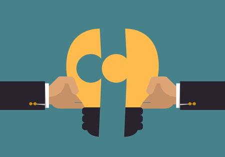 Business idea connection, Business idea