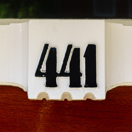 four in one: House number four hundred and forty one
