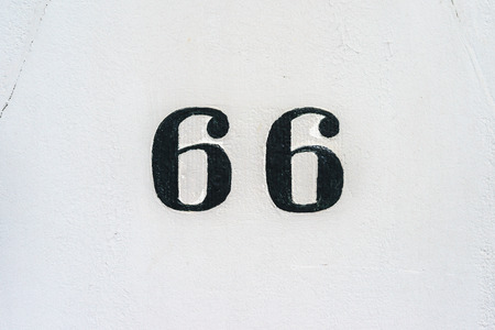 99: House number sixty six (66)