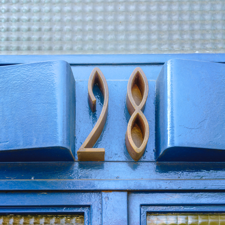 House number twenty eight (28).