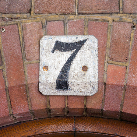 Old house number seven (7)