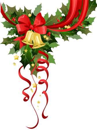 Christmas bells Stock Vector - 5860471