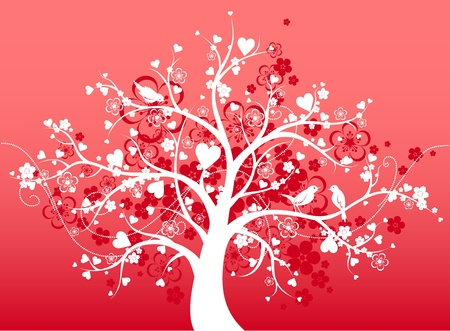 Spring tree Stock Vector - 9460305