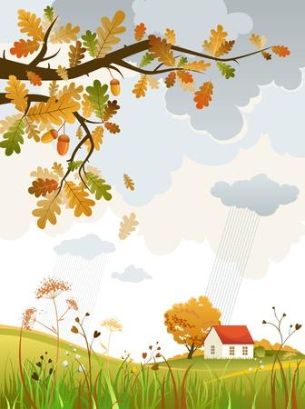 beaux paysages: Paysages automne