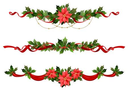 slingers: Kerst decoratie