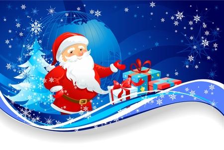 paz mundial: Navidad en el planeta tierra