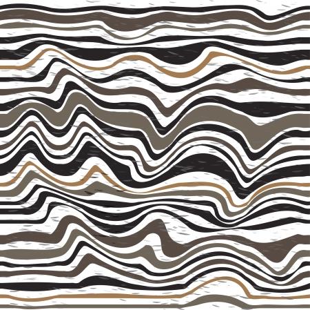 Abstract  skin zebra pattern Stock Vector - 20544753