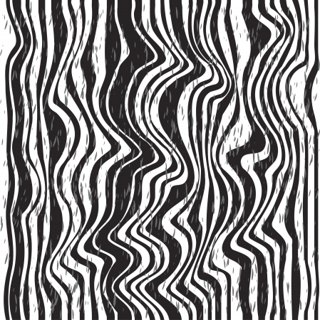 Abstract  zebra seamless  pattern Vector