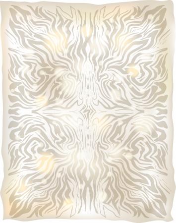 Abstract zebra skin background Stock Vector - 20544805