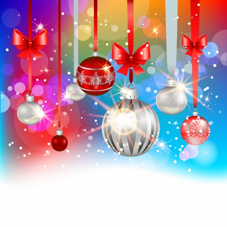Christmas festive  background Stock Vector - 20544787