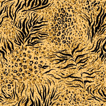 conceal: Animal skin seamless pattern  Illustration