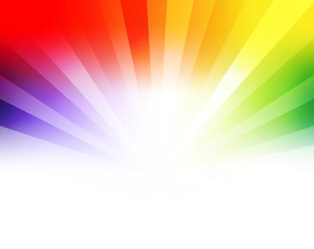 Kleurrijke abstracte achtergrond met plaats voor tekst
