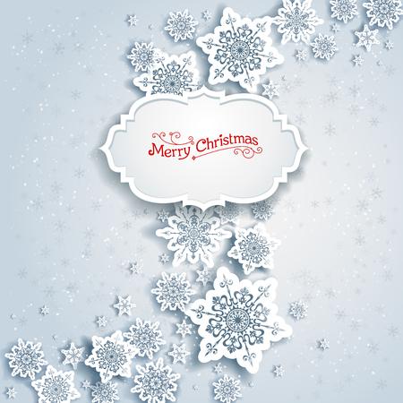 fiambres: De fondo con adornos de Navidad para los banners, publicidad, folleto, tarjetas, invitación y así sucesivamente.