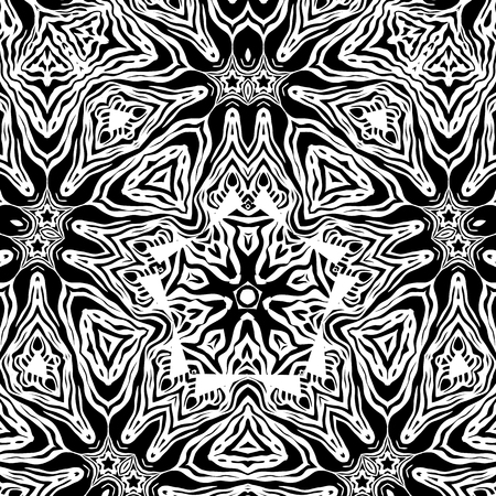 fantastical: Abstract design. Black and white abstract striped backgdrop
