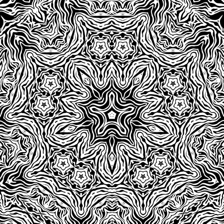 capricious: Ethnic abstract background for design, background, card, banner, leaflet and so on.