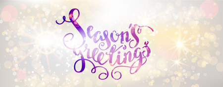 greeting season: Winter ornamental snowflakes background for holiday invitation or card. Holiday background for design banner, ticket, leaflet and so on.