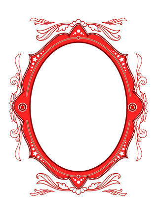 Luxury Circus Frame Royalty Free Cliparts, Vectors, And Stock ...