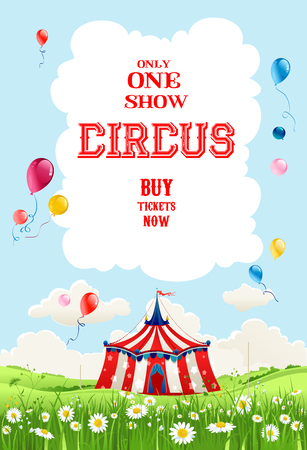 traveling circus outdoor