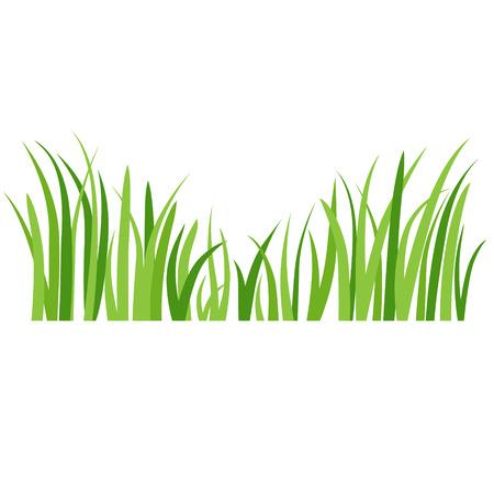 Grass logo icon Illustration